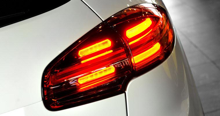Audi Taillight